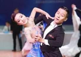 第八届粤港澳国际标准舞公开赛举行